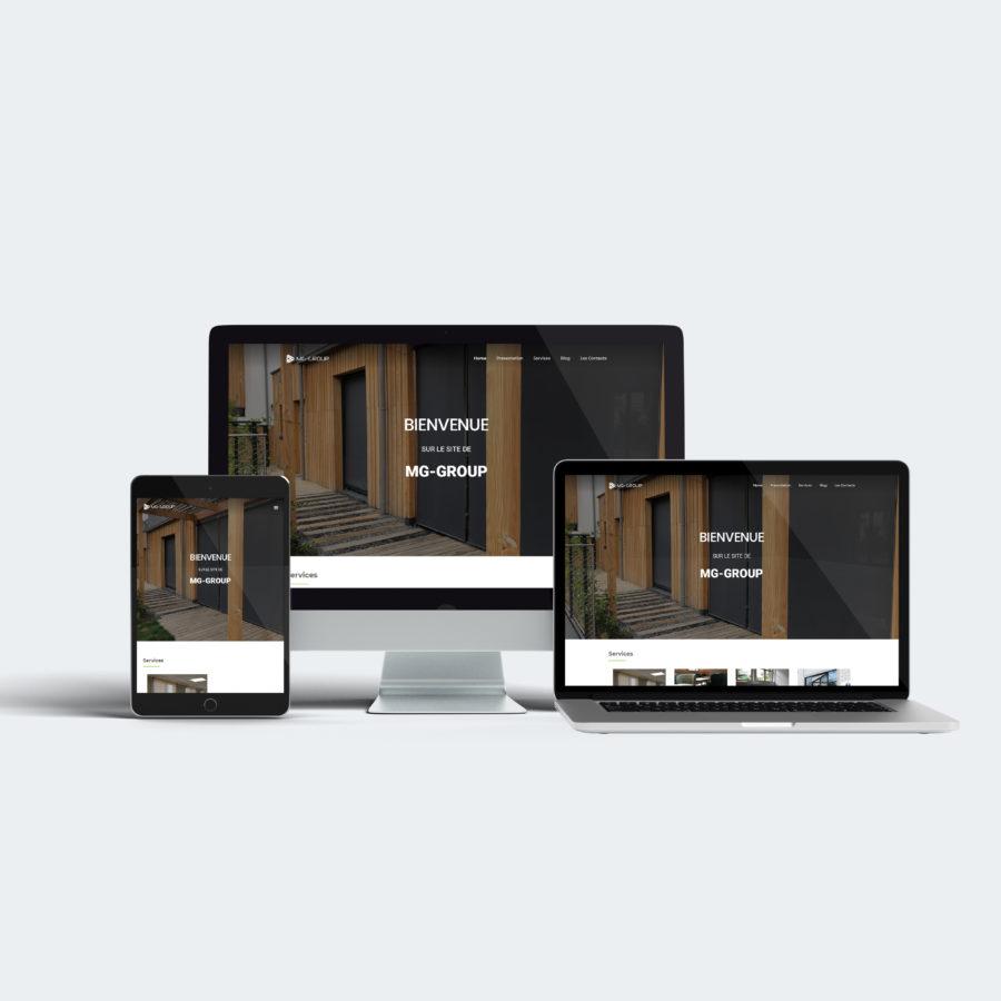 Website MG-Group